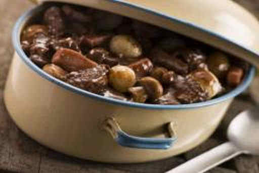 Beef Bourgnon