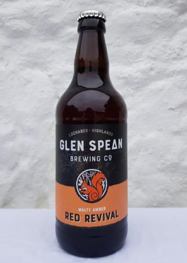Red Revival Beer