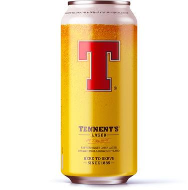 Tennents Can