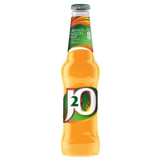 J20 Orange